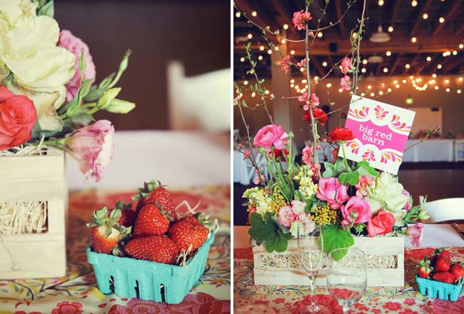 De granjas y fresas