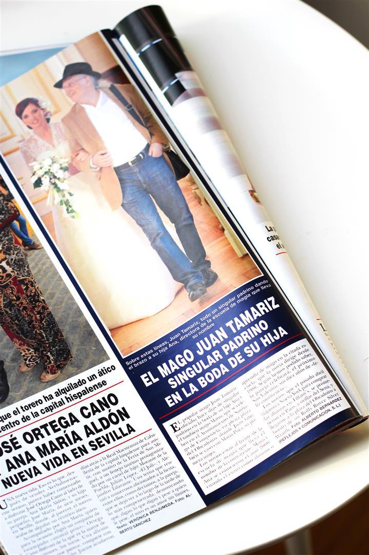 el sofa amarillo boda ana tamariz en prensa (3)