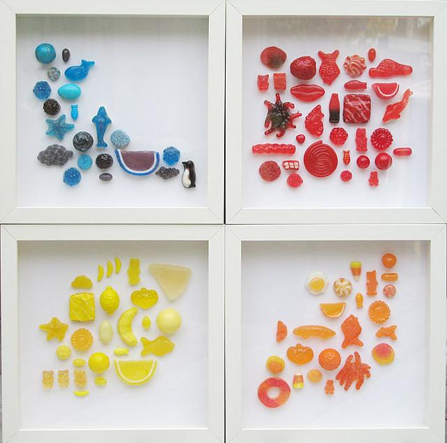 Decoracion Ikea Cuadros ~ divertido? Y adem?s es facil?simo de hacer un marco Ribba de Ikea