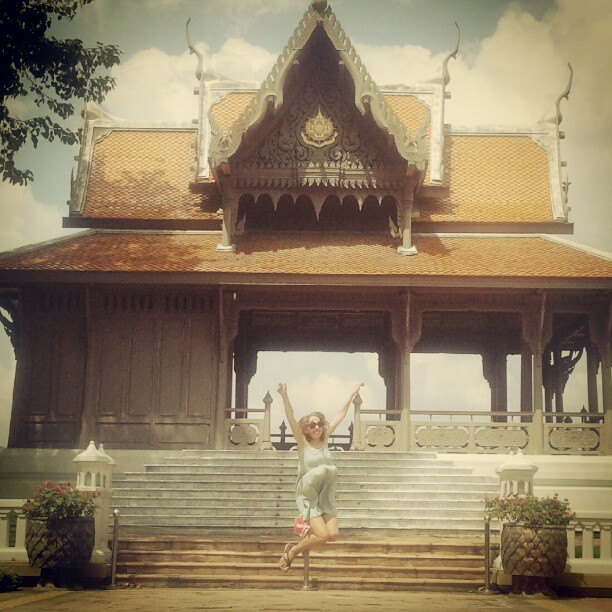 Pasándolo Bien en Tailandia