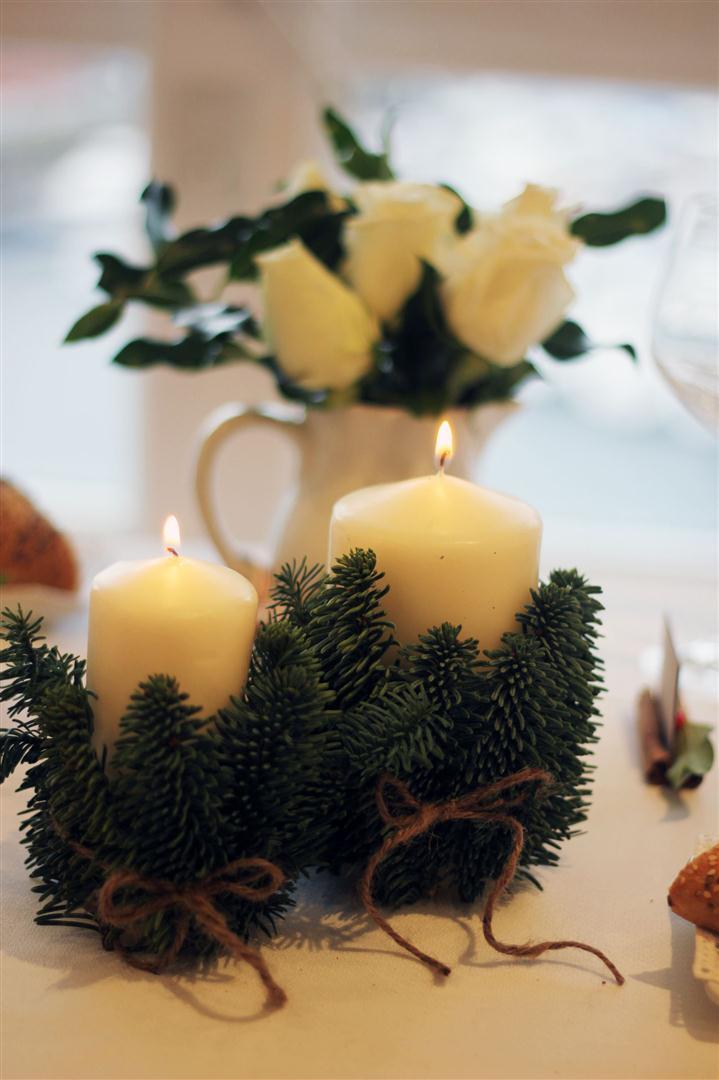 el sofa amarillo mesa navidad interflora (14)