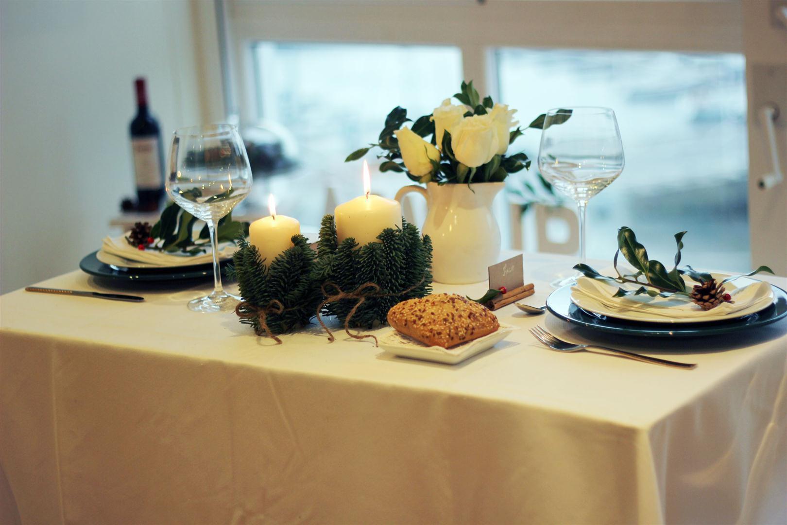 el sofa amarillo mesa navidad interflora (7)