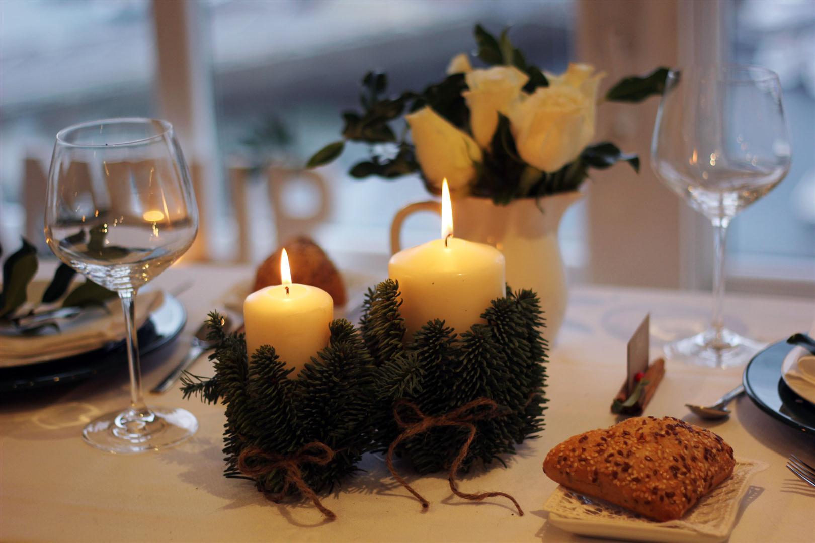el sofa amarillo mesa navidad interflora (8)