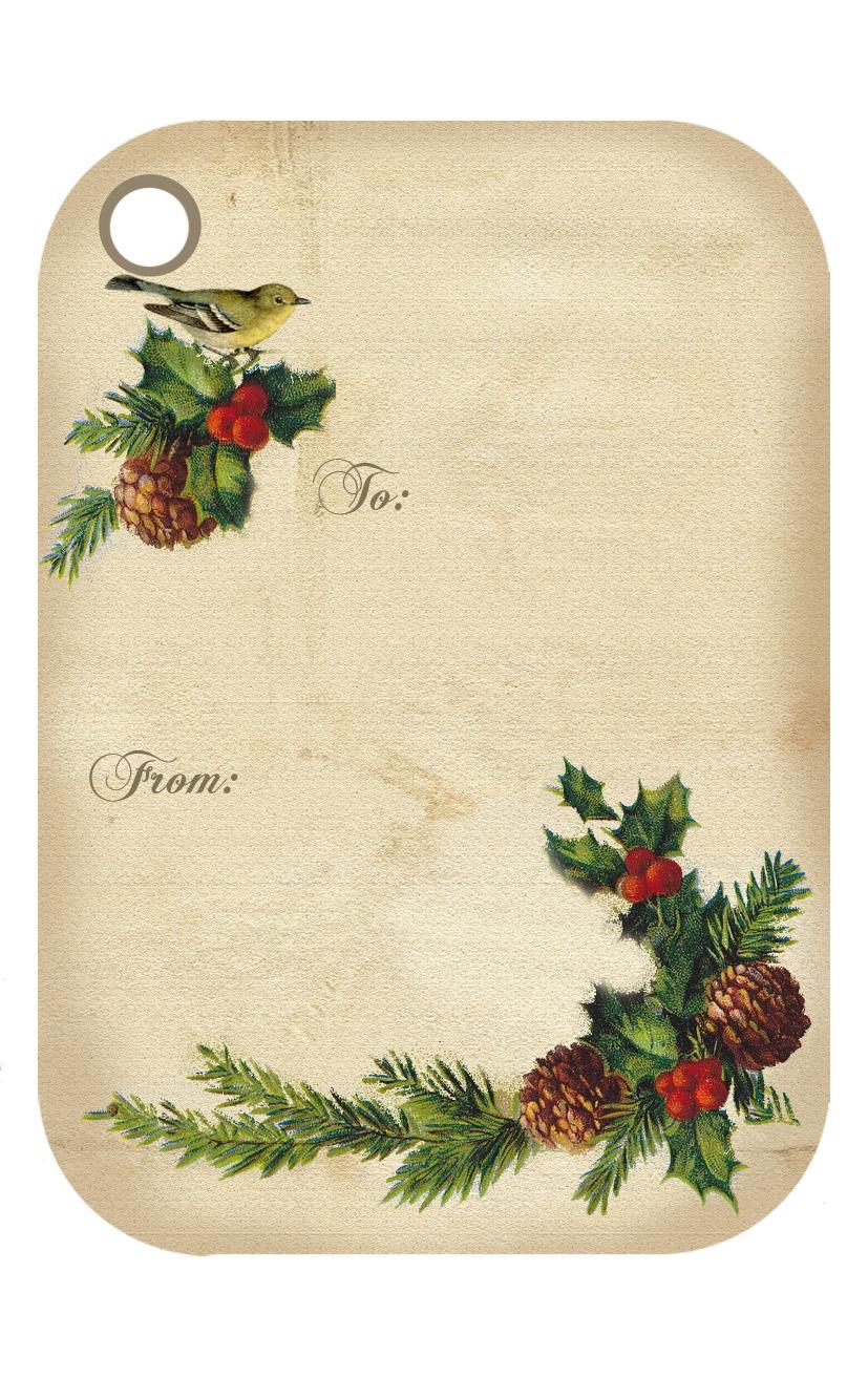 el sofa amarillo etiquetas de regalo navidad (6)