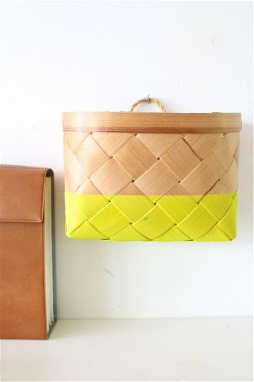 el sofa amarillo muebles a medio pintar dipped (10)