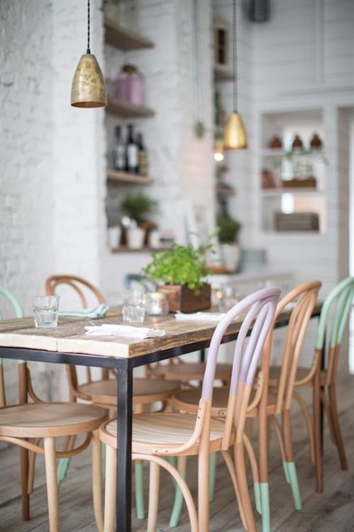 el sofa amarillo muebles a medio pintar dipped (7)