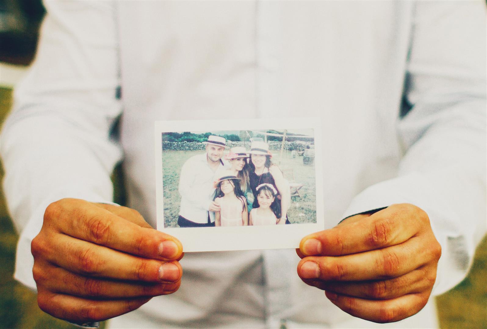camara fujifilm instantanea boda