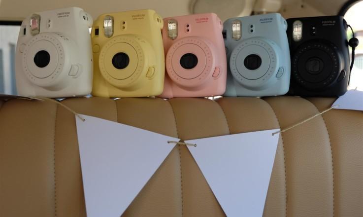 Instaxday y sorteo bonito, ¿quién se pide una cámara Instax Mini 8?