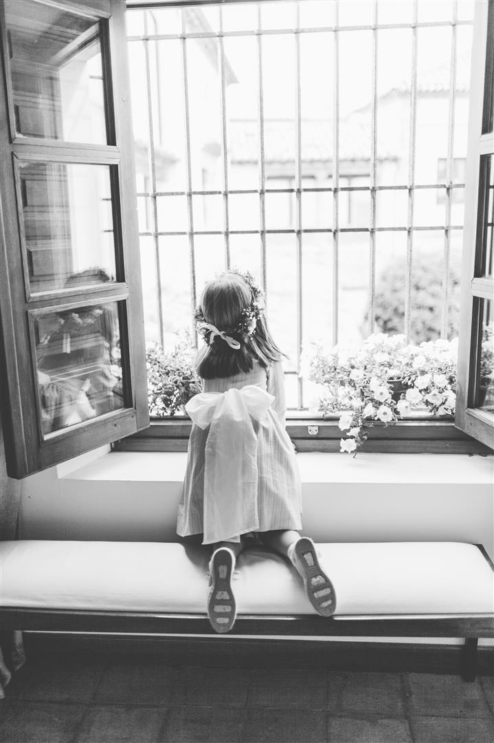 vestido ninas boda