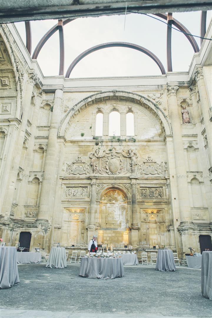 La boda de Elena y Alfonso en Baeza (y II)