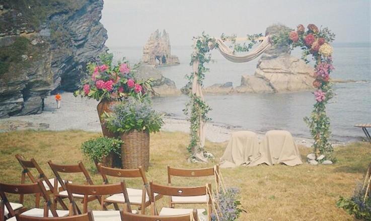 No esperes a ser feliz: más fotos de las bodas de este verano.
