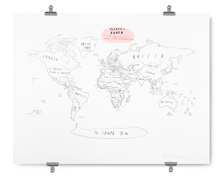 oliver feffers mapa
