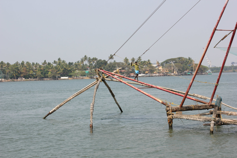 redes-pesca-chicas-kerala-kochi-india
