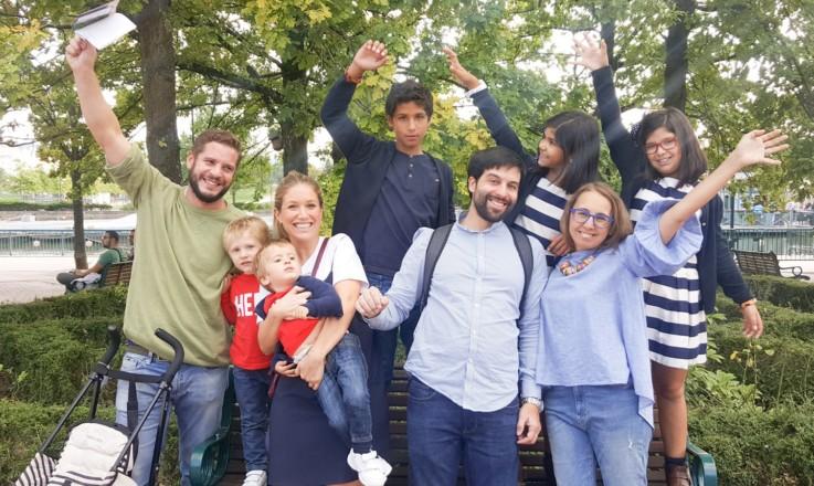 Viajar con niños con Iberia