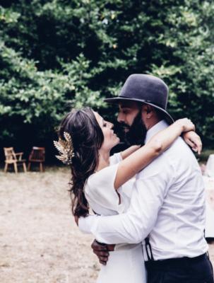 <br> <font size=5> Elena y Antonio </font><br><font size=6> La boda italiana en el bosque </font>