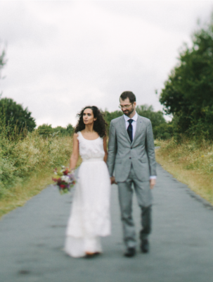 <br> <font size=5> Leticia y Franco </font><br><font size=6> La boda de las acuarelas en el campo </font>