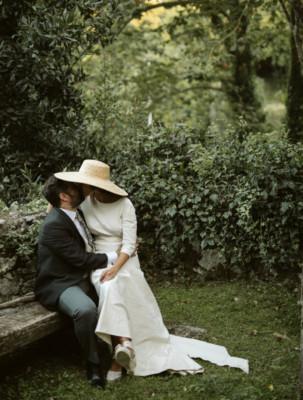 <br> <font size=5> Carmen y Álvaro </font><br> <font size=6> La boda de las vasijas de barro </font>
