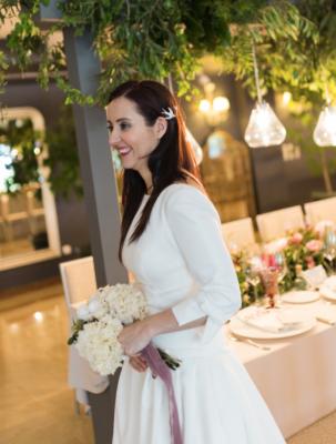 <br> <font size=5>Nuria y Jorge</font><br><font size=6> La boda de la mesa de lamparas </font>