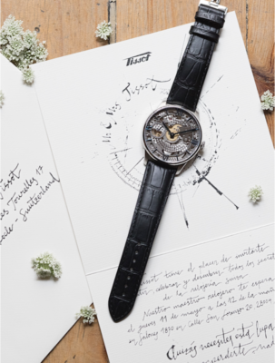 <br> <font size=5> Tissot  </font><br><font size=6> This is your time </font>